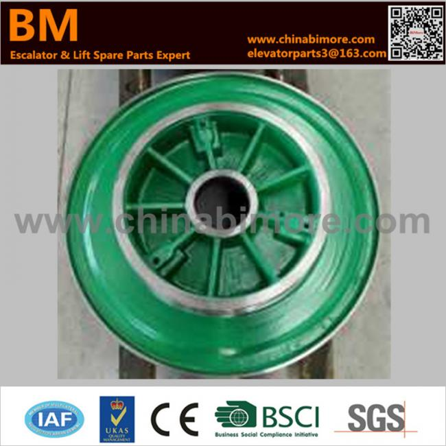 Kone Lift Traction Wheel for MX10-Products-Suzhou Bimore Elevator